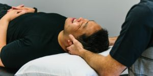 whiplash physiotherapy, treatment for neck pain and pain management at our meadowlark physiotherapy clinic